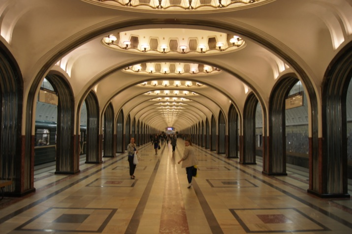 Unter Berlin Ev Liebesgrüße Aus Moskau